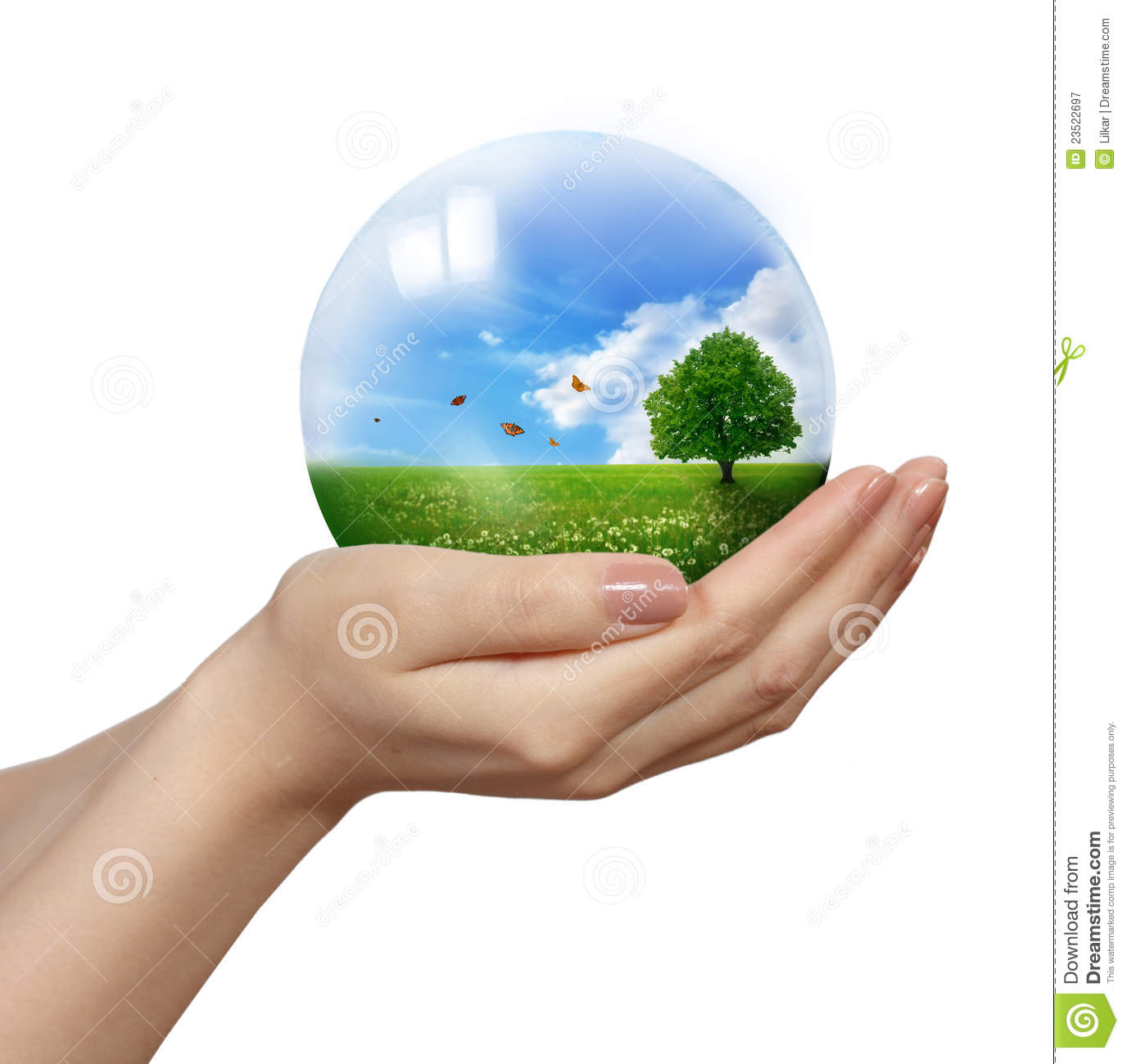 Ecoconcept eco concept stock image. image of green, energy, planet - 23522697