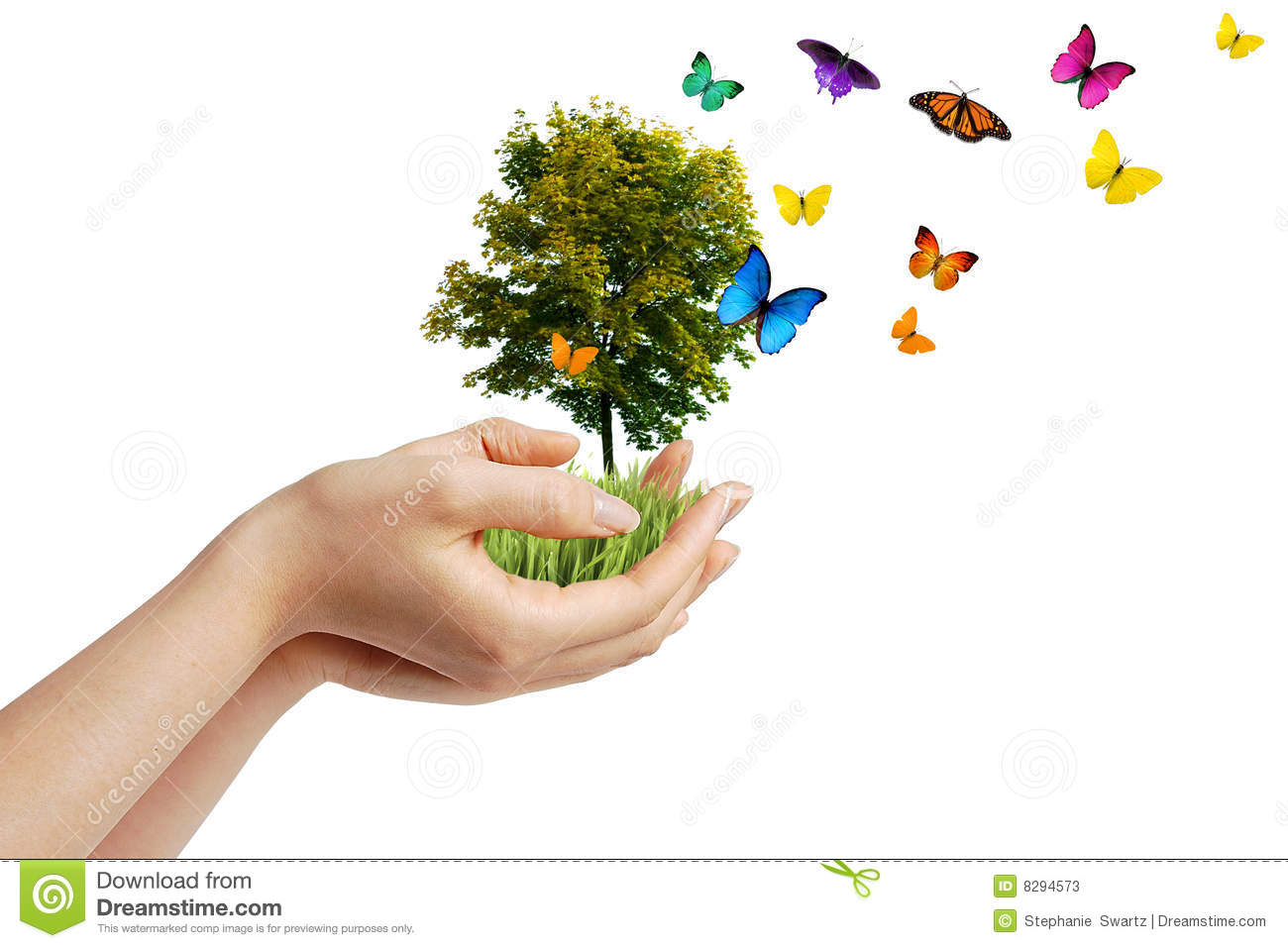 Ecoconcept eco concept stock image. image of natural, hold, innovation - 8294573