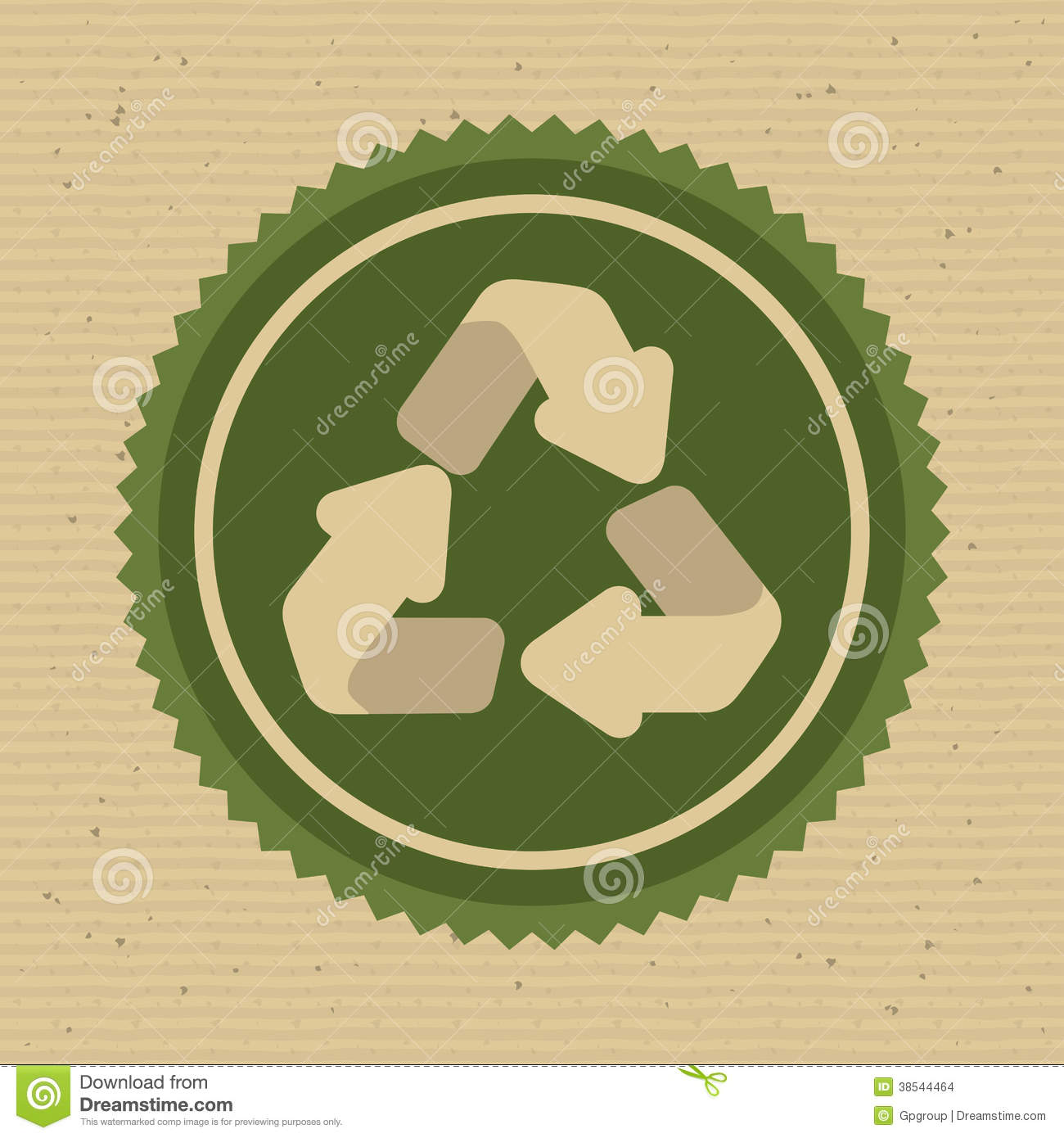 Eco Design Stock Images Image 38544464