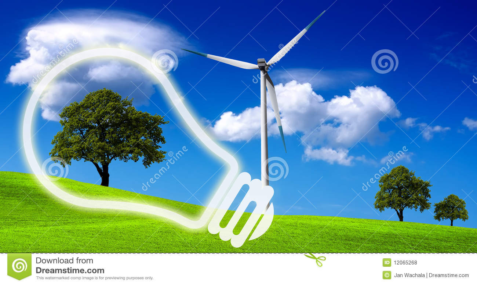 Eco energy royalty free stock photos image 12065268 - Auchan eco energie ...