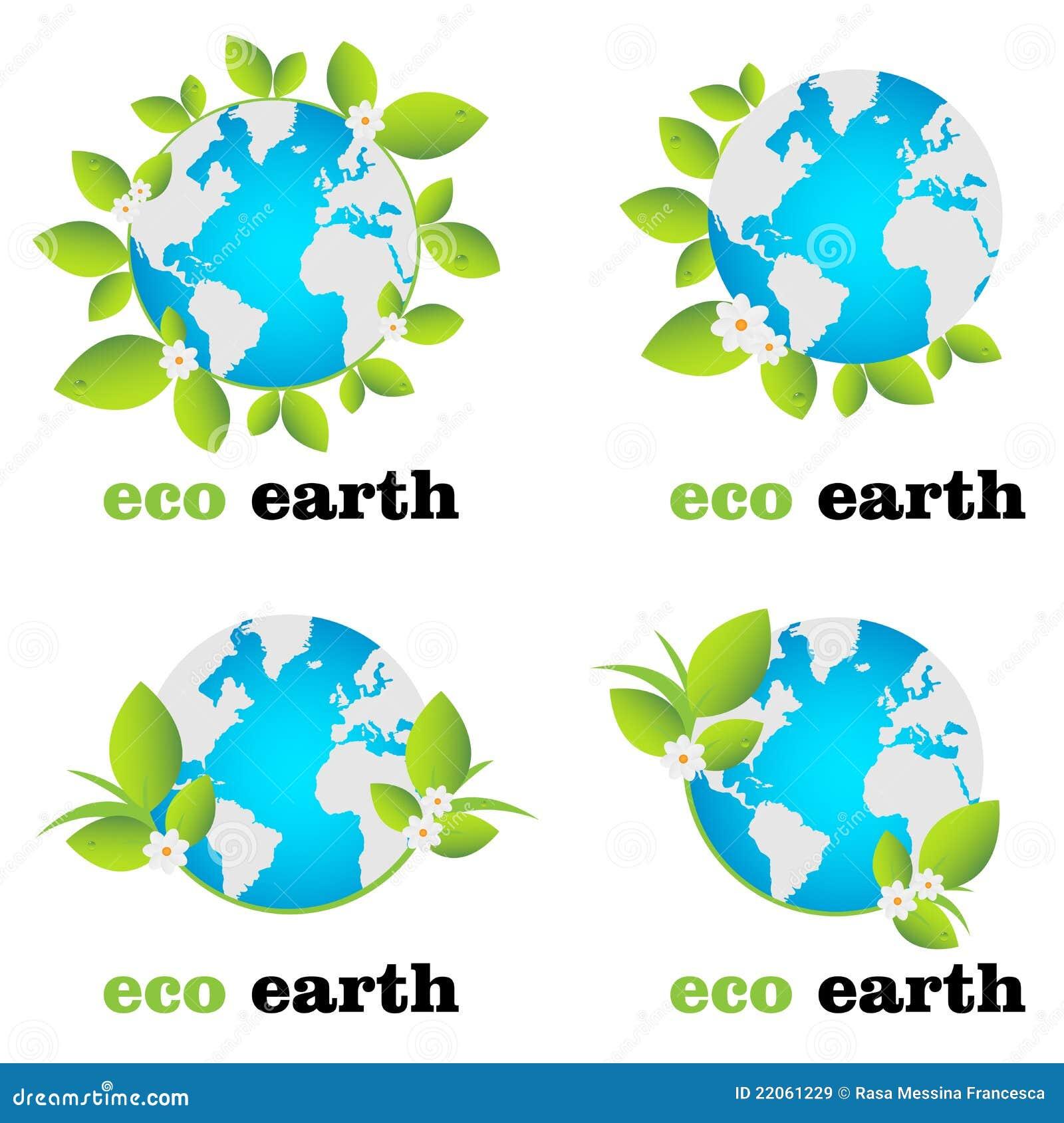 Eco Erdezeichen