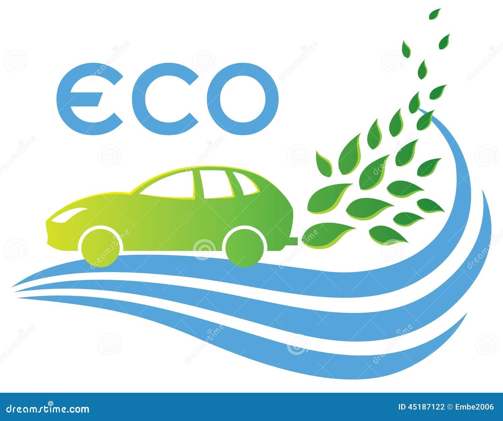 Eco freundliches Auto