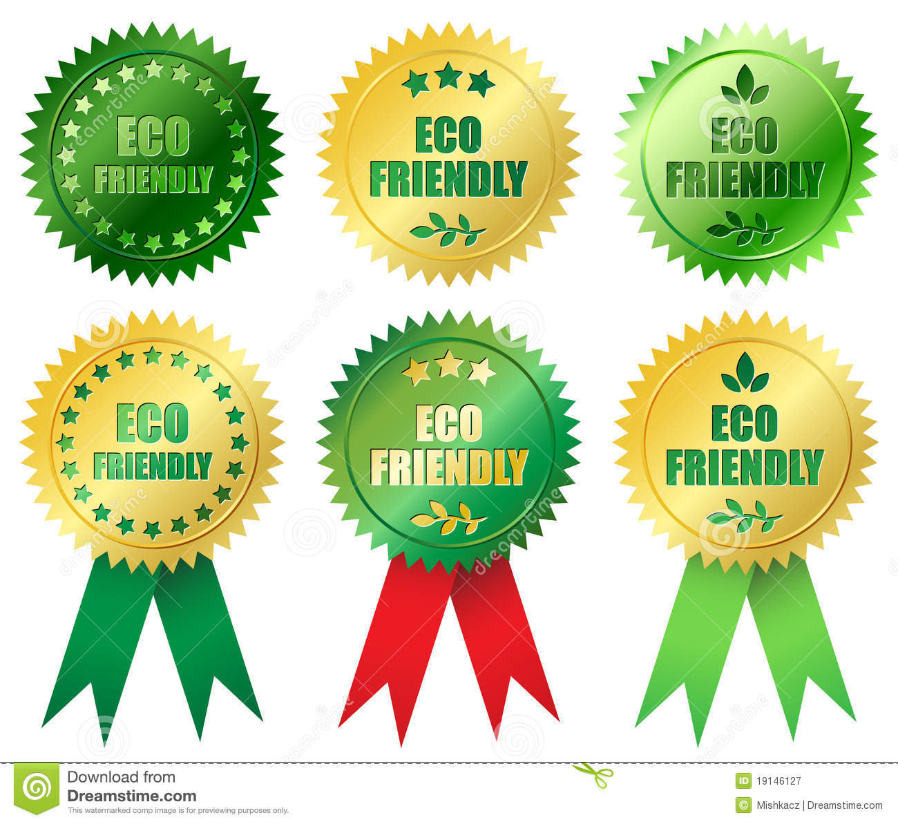Eco Friendly Royalty Free Stock Photography