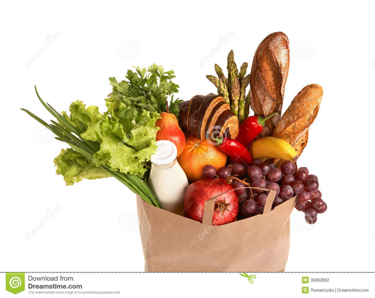 Eco friendly food shopping stock photo image of detoxing for Shopping cuisine