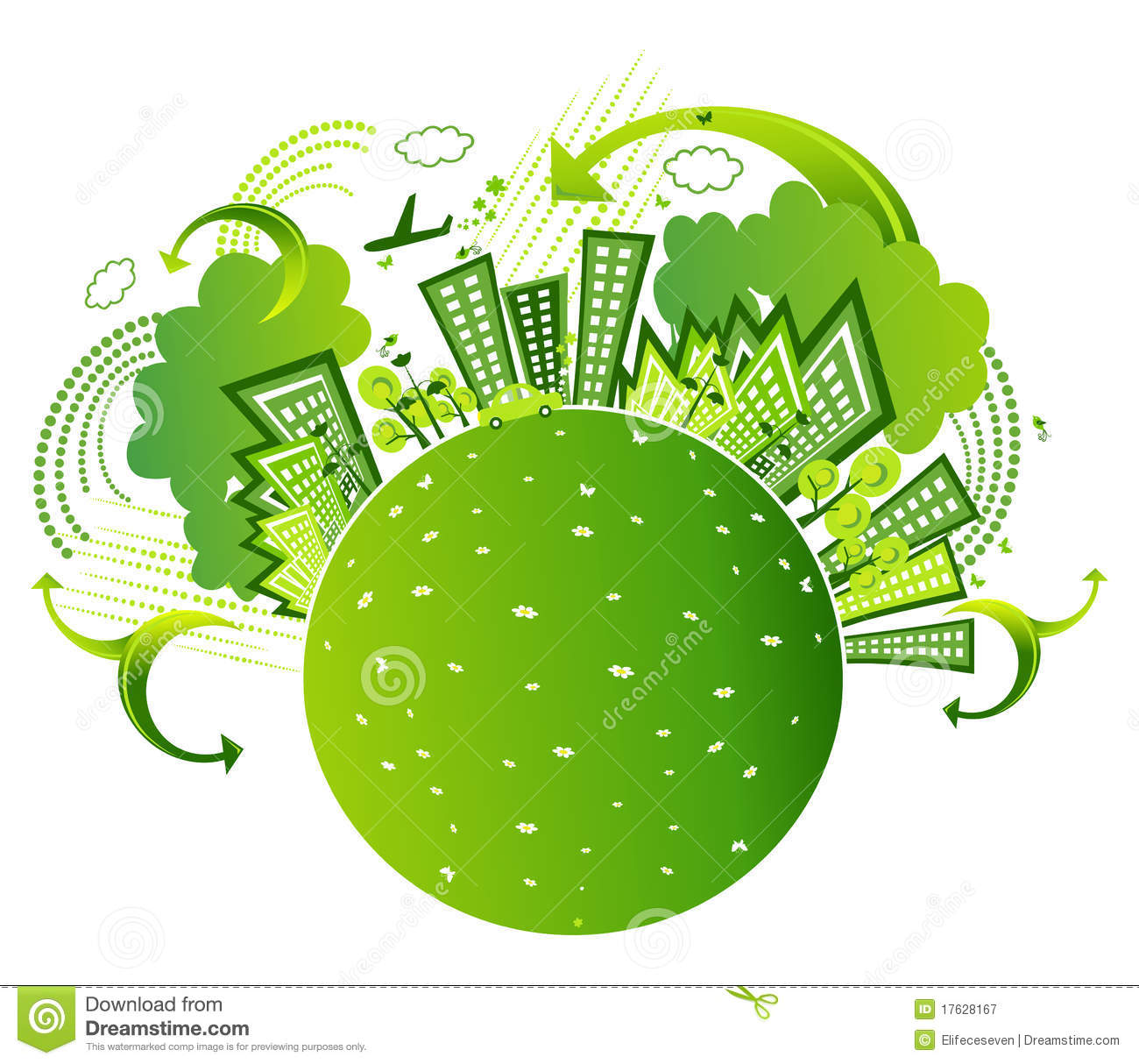 Eco-friendly Life Royalty Free Stock Photography - Image: 17628167