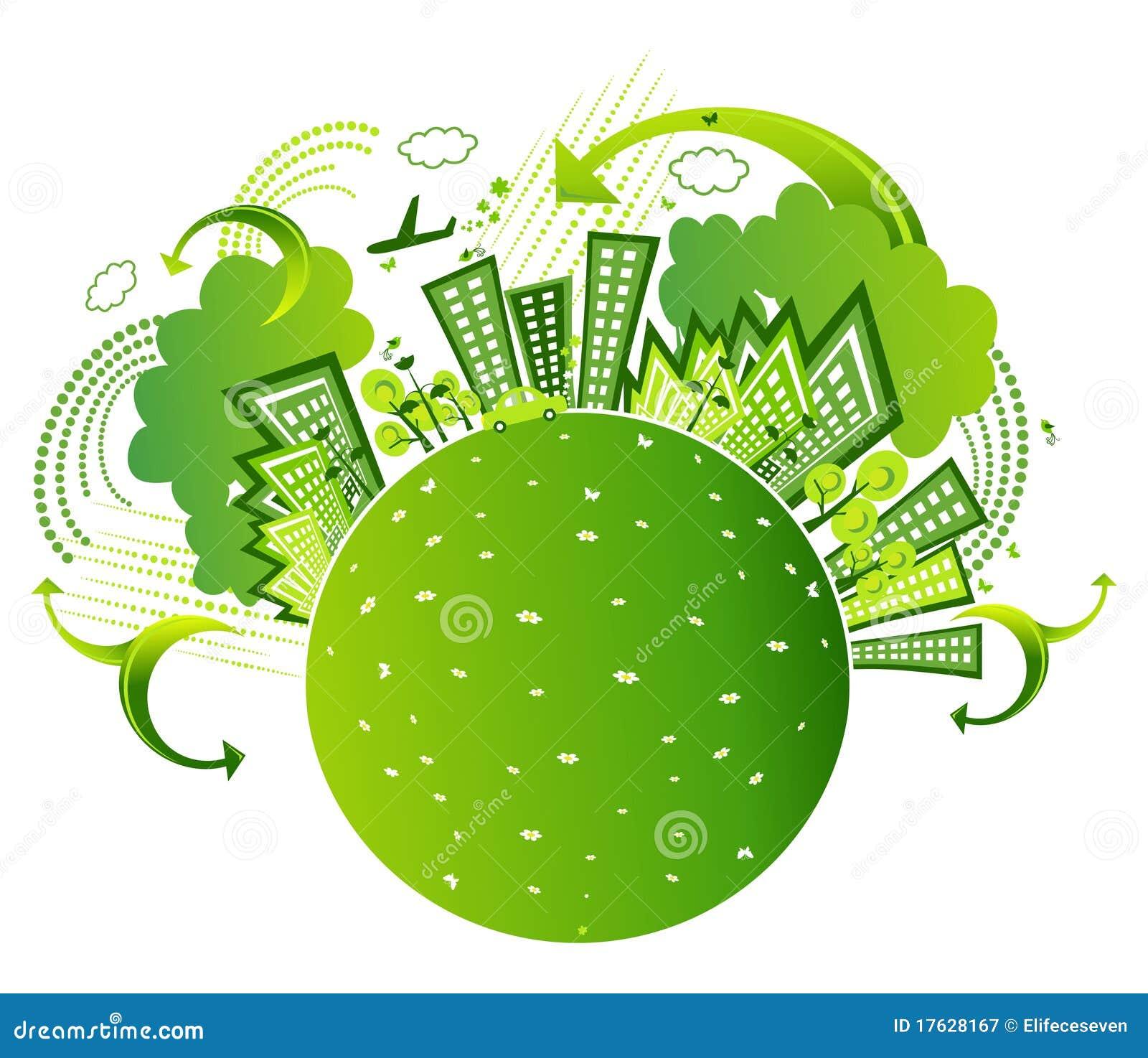 Eco friendly Life Royalty Free Stock Photography Image