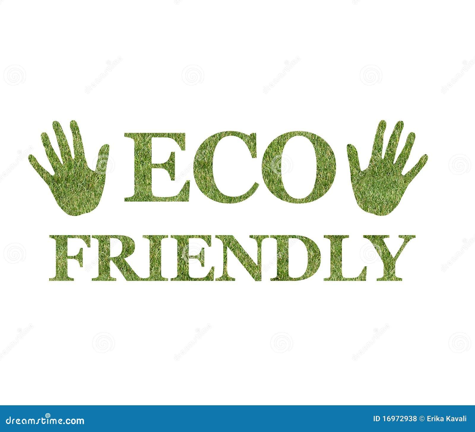 Eco Friendly Logo Royalty Free Stock Photos - Image: 16972938