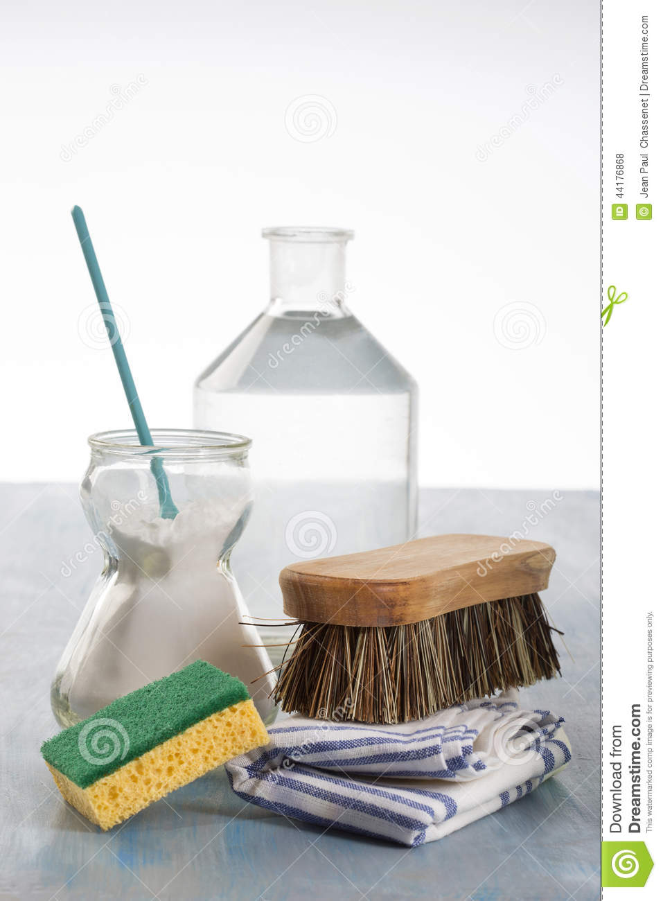 Eco Friendly Natural Cleaners Stock Photo Image Of