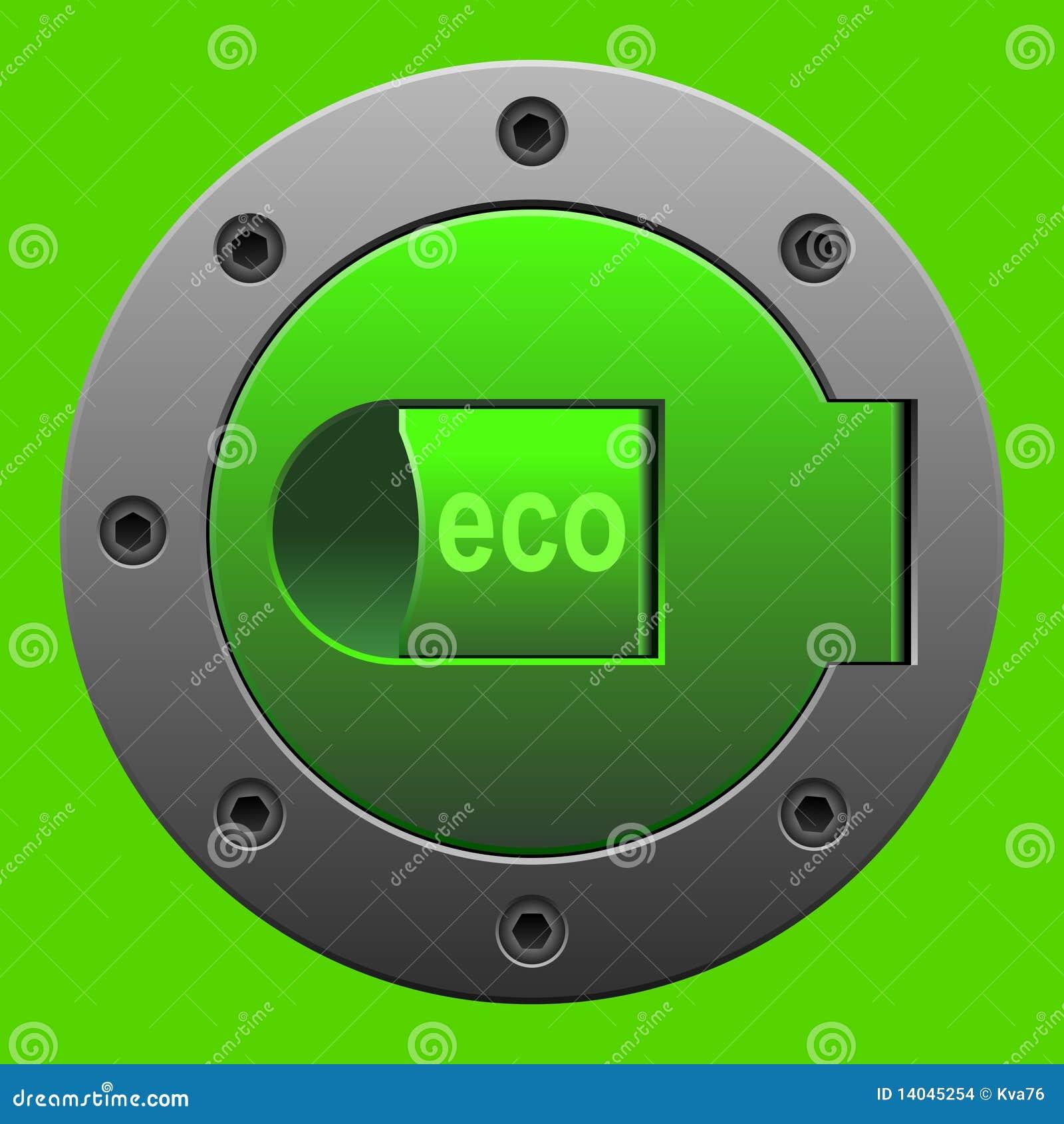 eco fuel stock images image 14045254. Black Bedroom Furniture Sets. Home Design Ideas