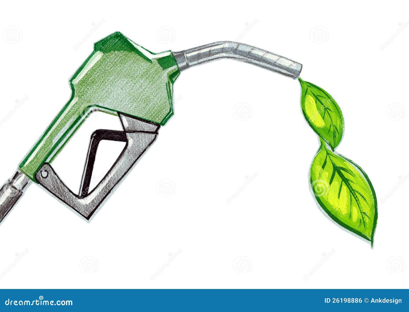 eco fuel stock illustration illustration of background 26198886. Black Bedroom Furniture Sets. Home Design Ideas