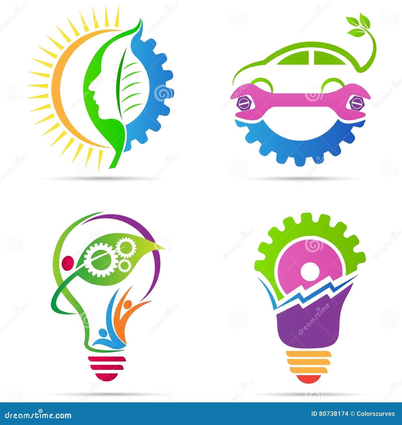 Eco green energy gear