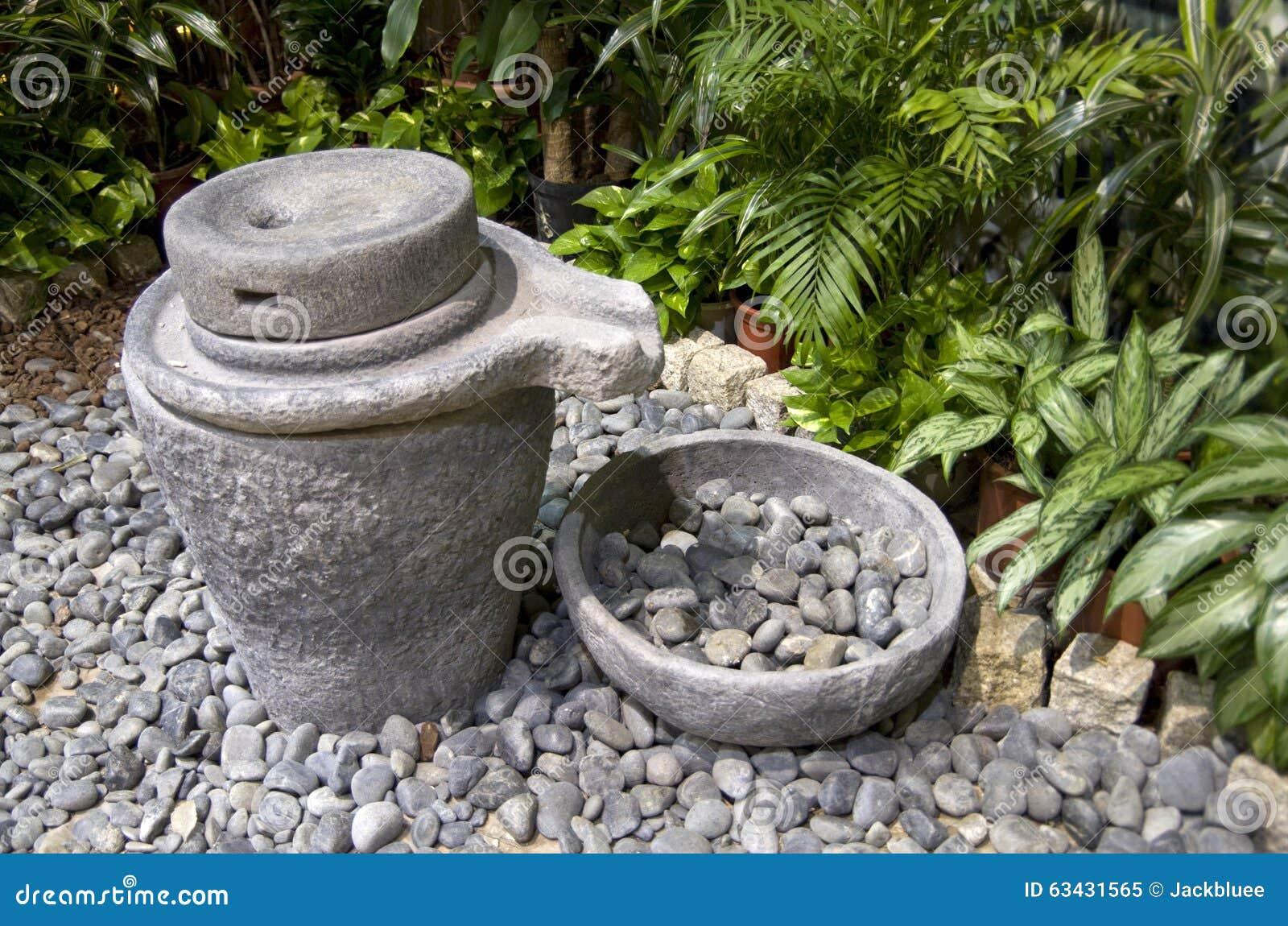 Eco Green Room Zen Garden