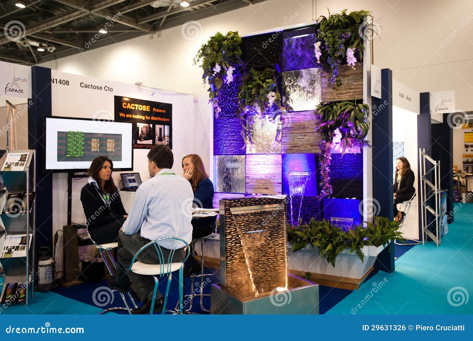 Ecobuild 2013 w Londyn