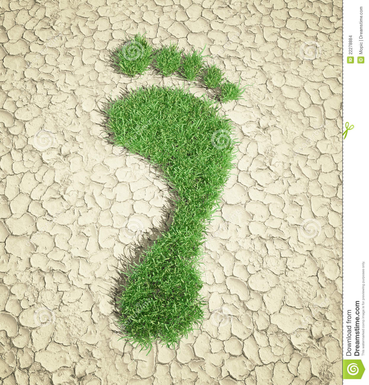 Concept of ecological footprint