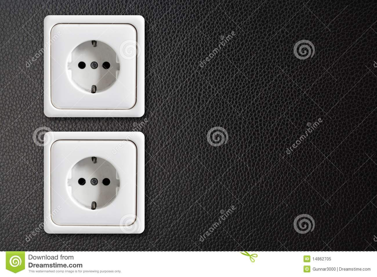 Ecological power outlet