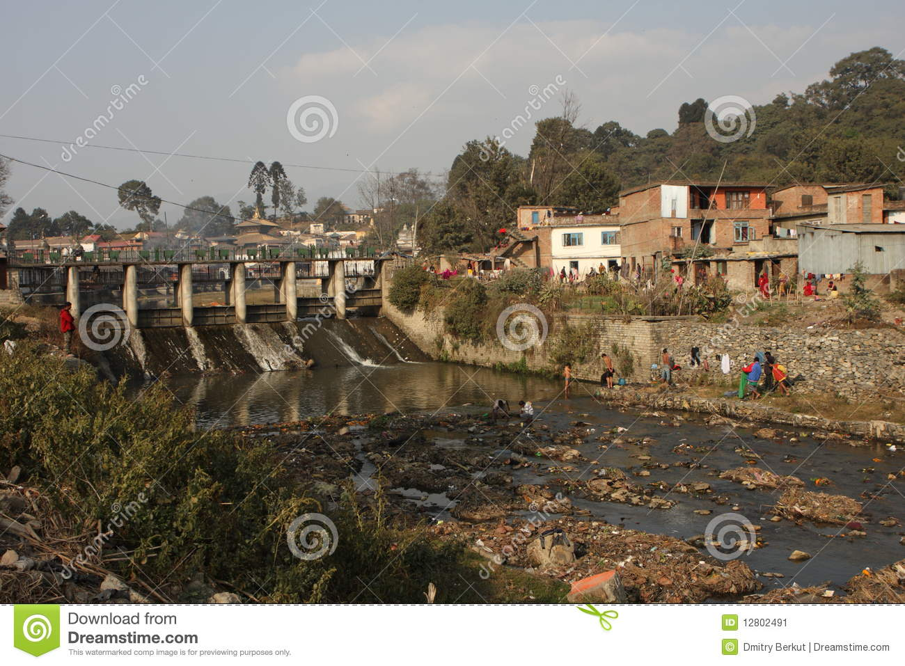 Ecological Problems Stock Image - Image: 12802451