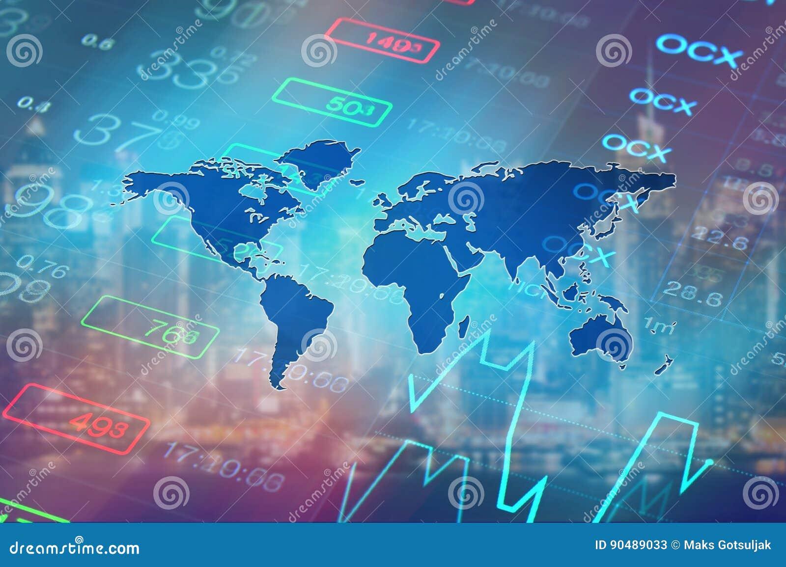 Economia globale, fondo finanziario