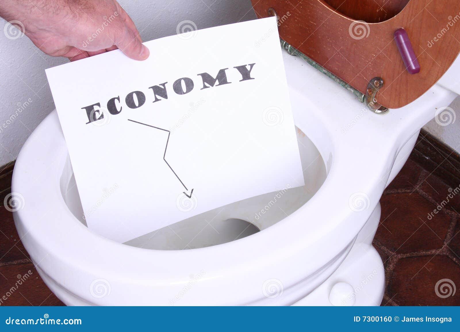 Economia nella toletta