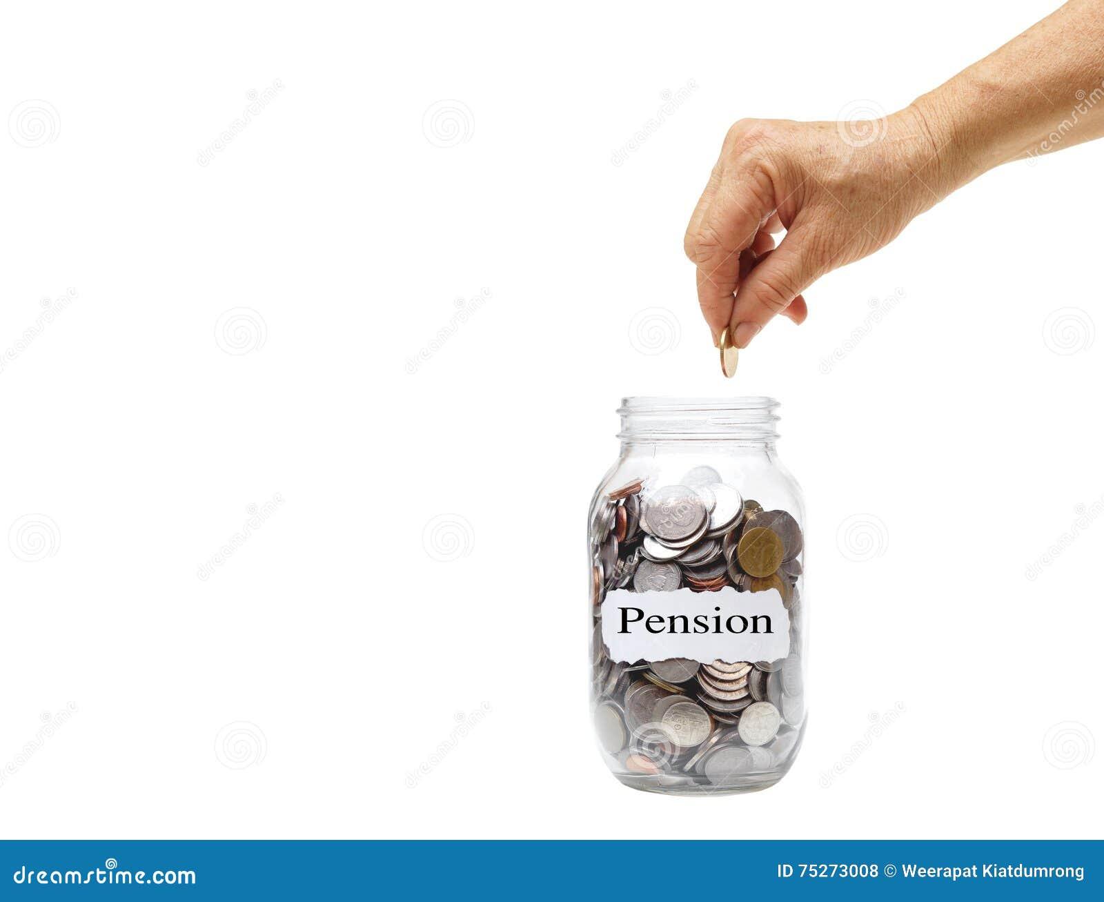 Economia para a pensão