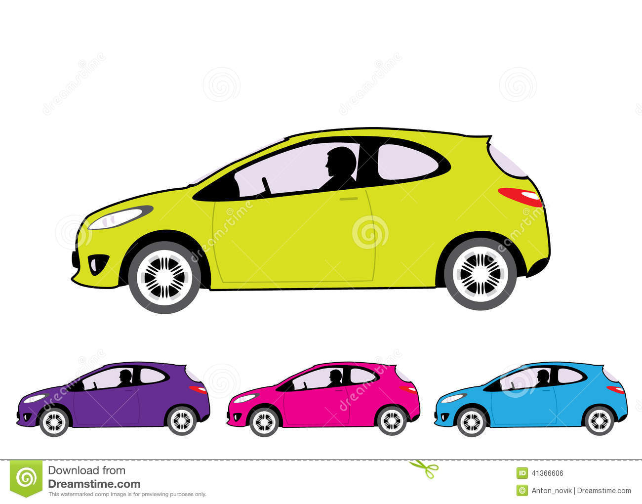 car clip art illustrations - photo #11
