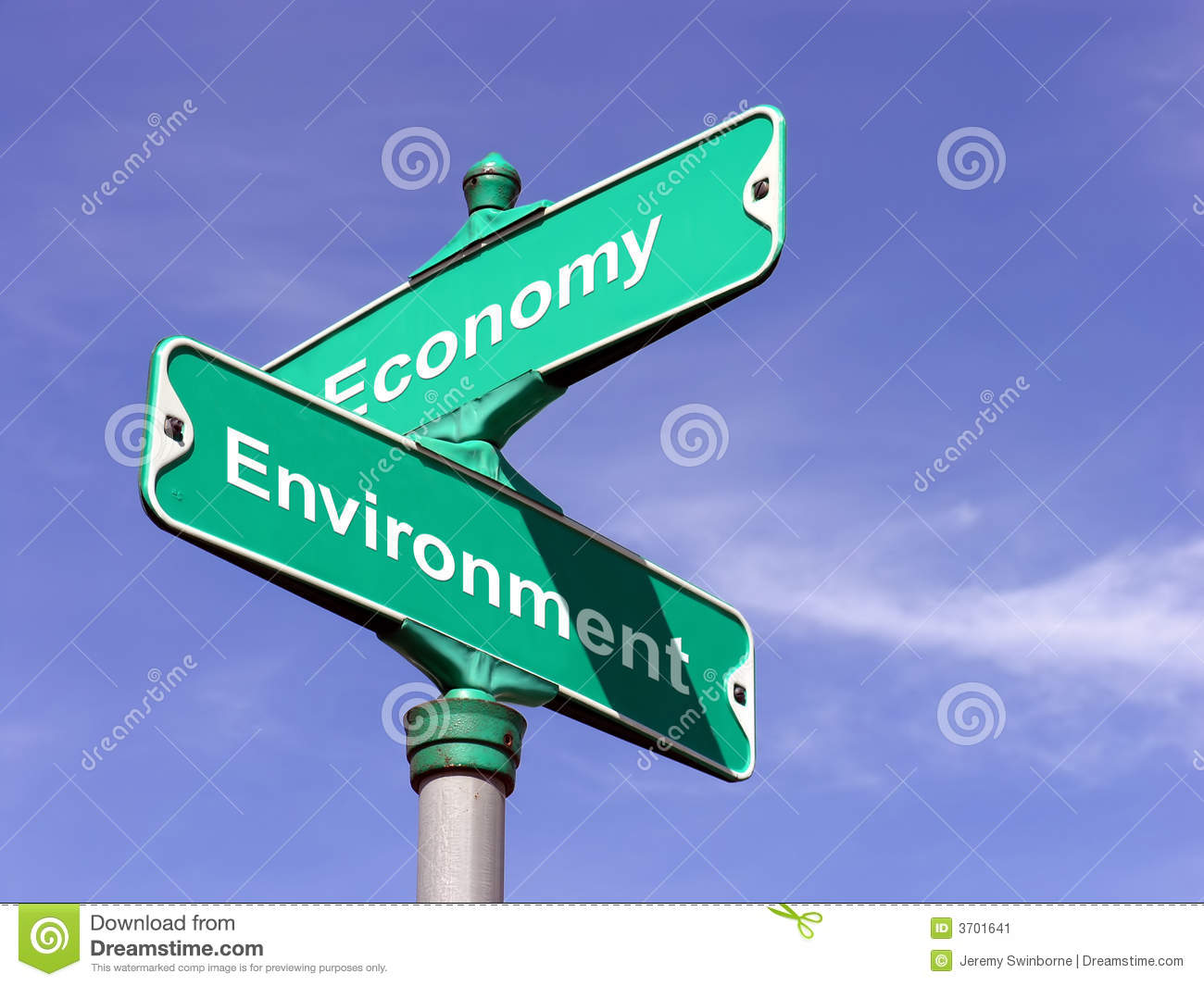 the economy vs the enviroment Canada is blessed with an abundance of oil and gas, the jobs that go with it, and the potential for hundreds of billions of dollars in investment.