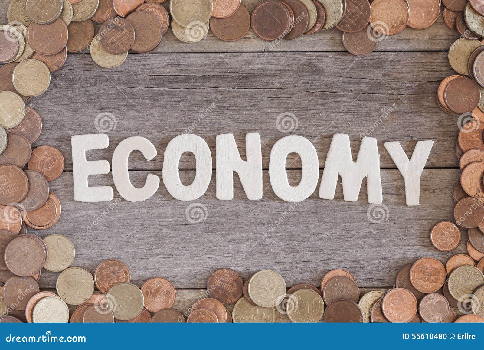 Economy Stock Photo - Image: 55610480