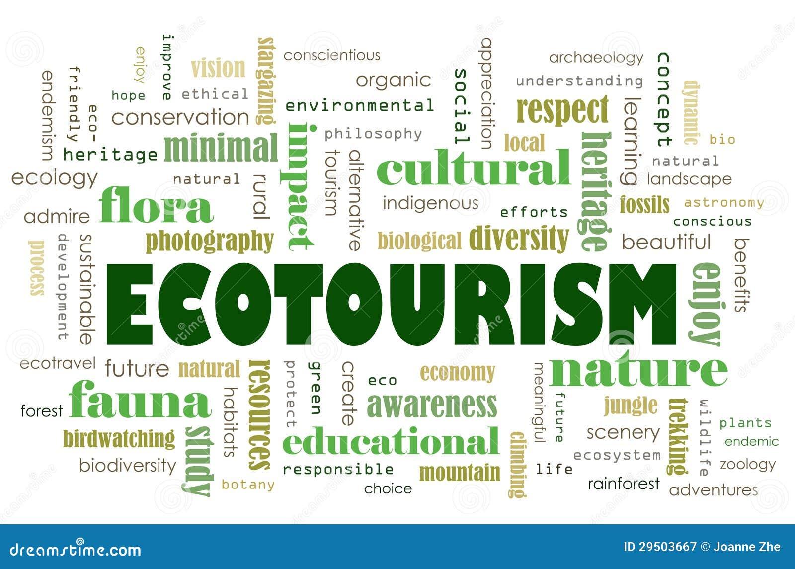 ecotourism gratitude tip