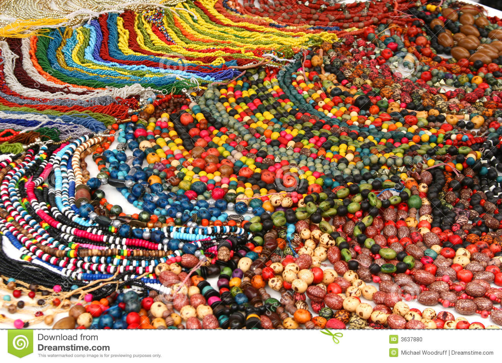 Ecuador biżuteria