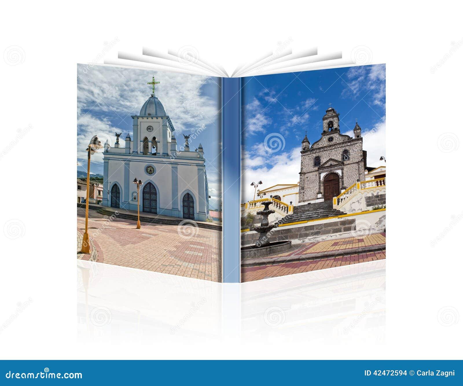 Ecuador-Kirchen