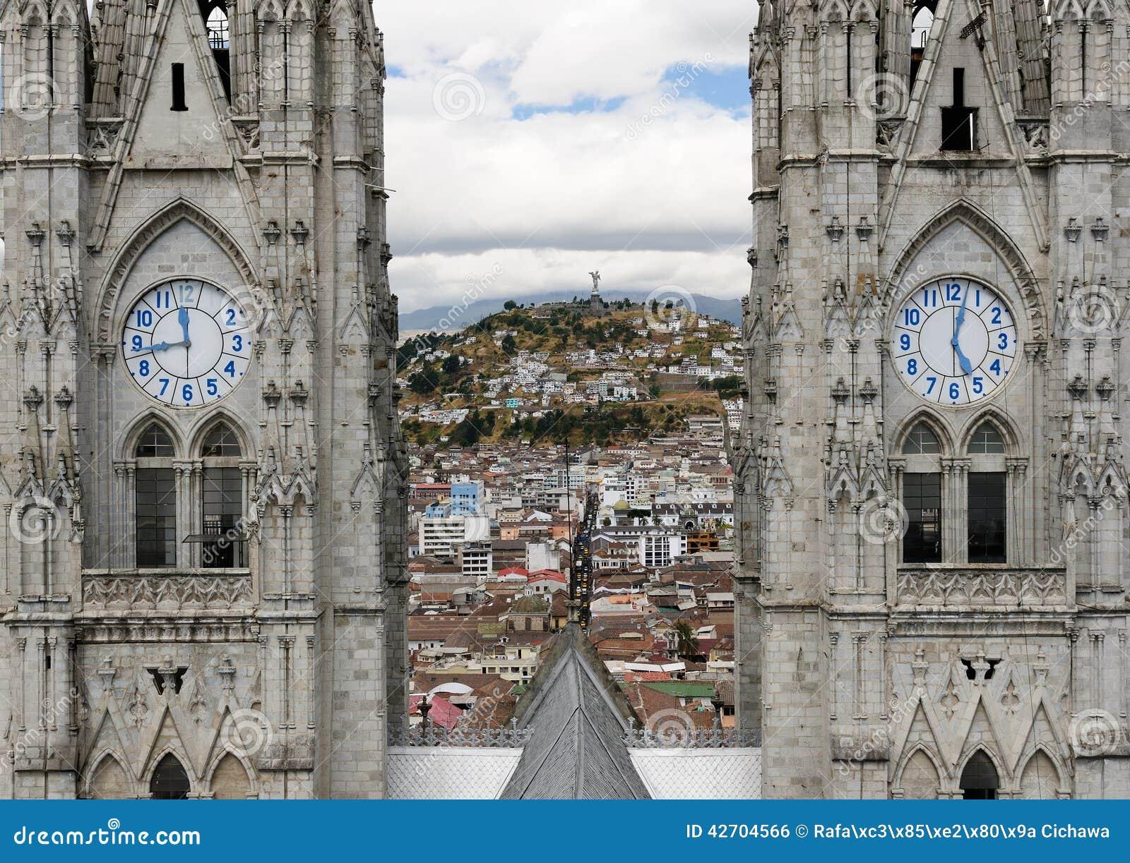 Ecuador, opinión sobre Quito