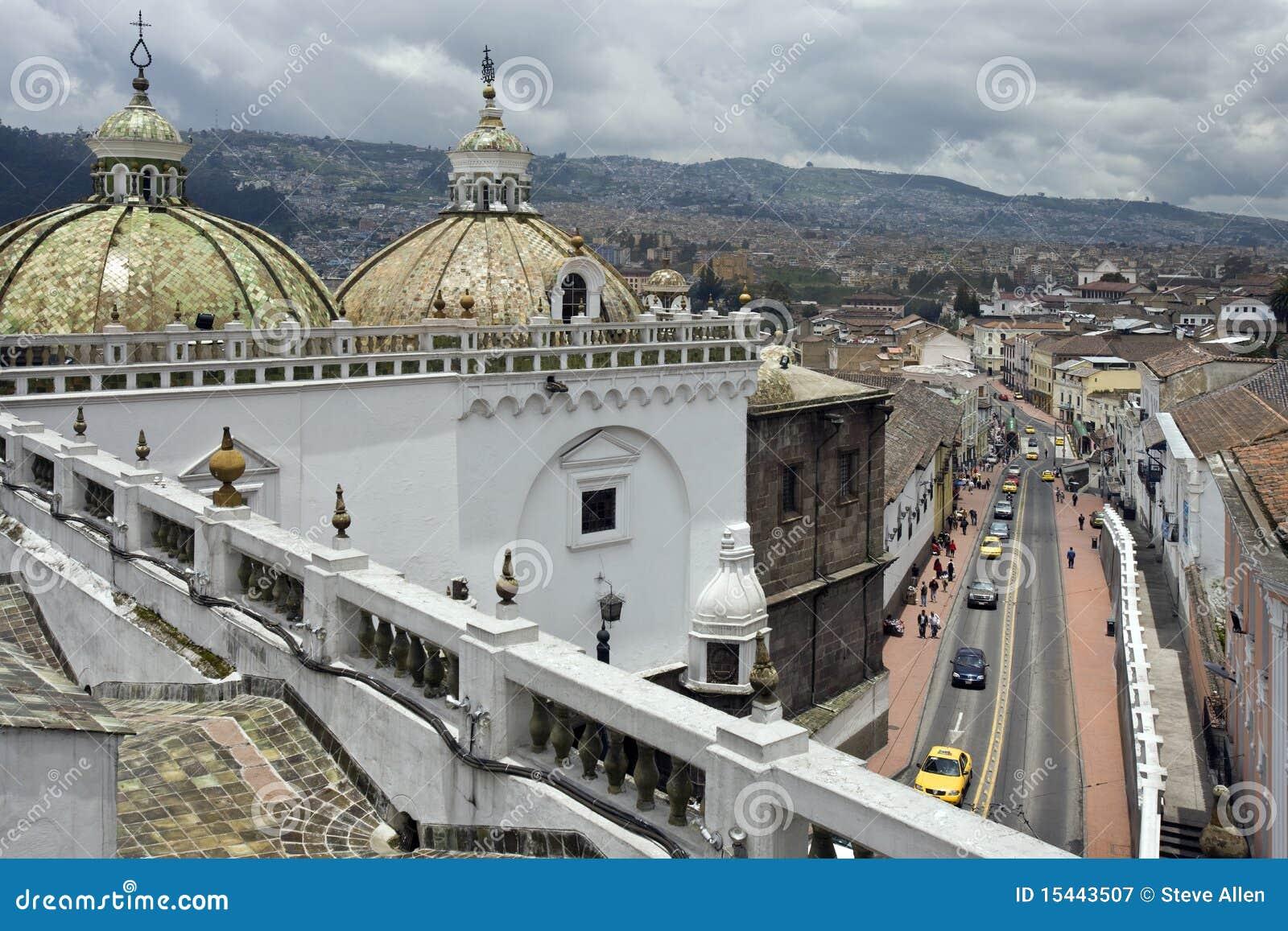 Ecuador - Quito - Santo Domingo Church