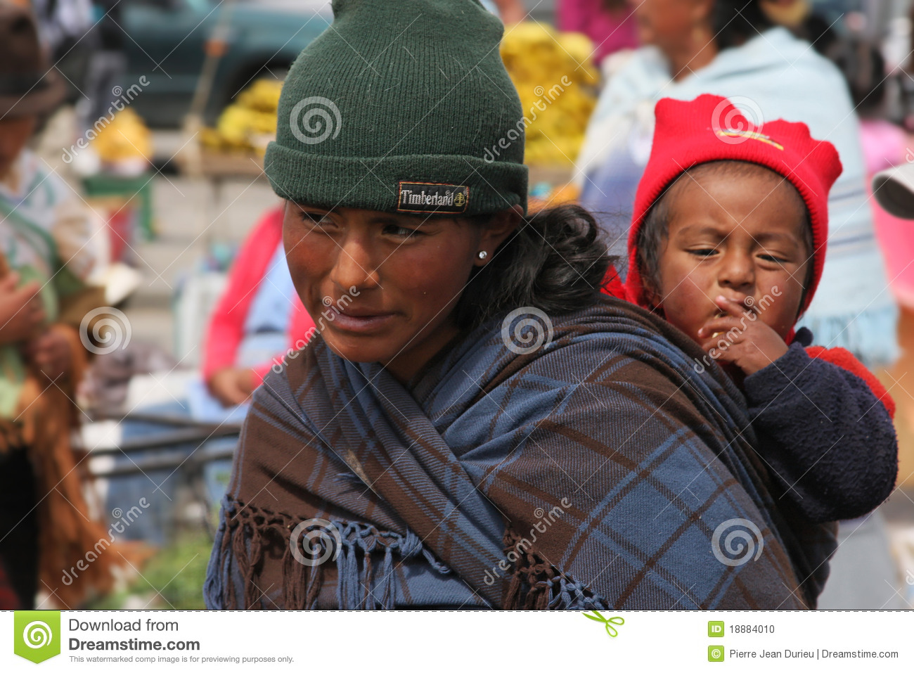 Pictures of ecuadorian people