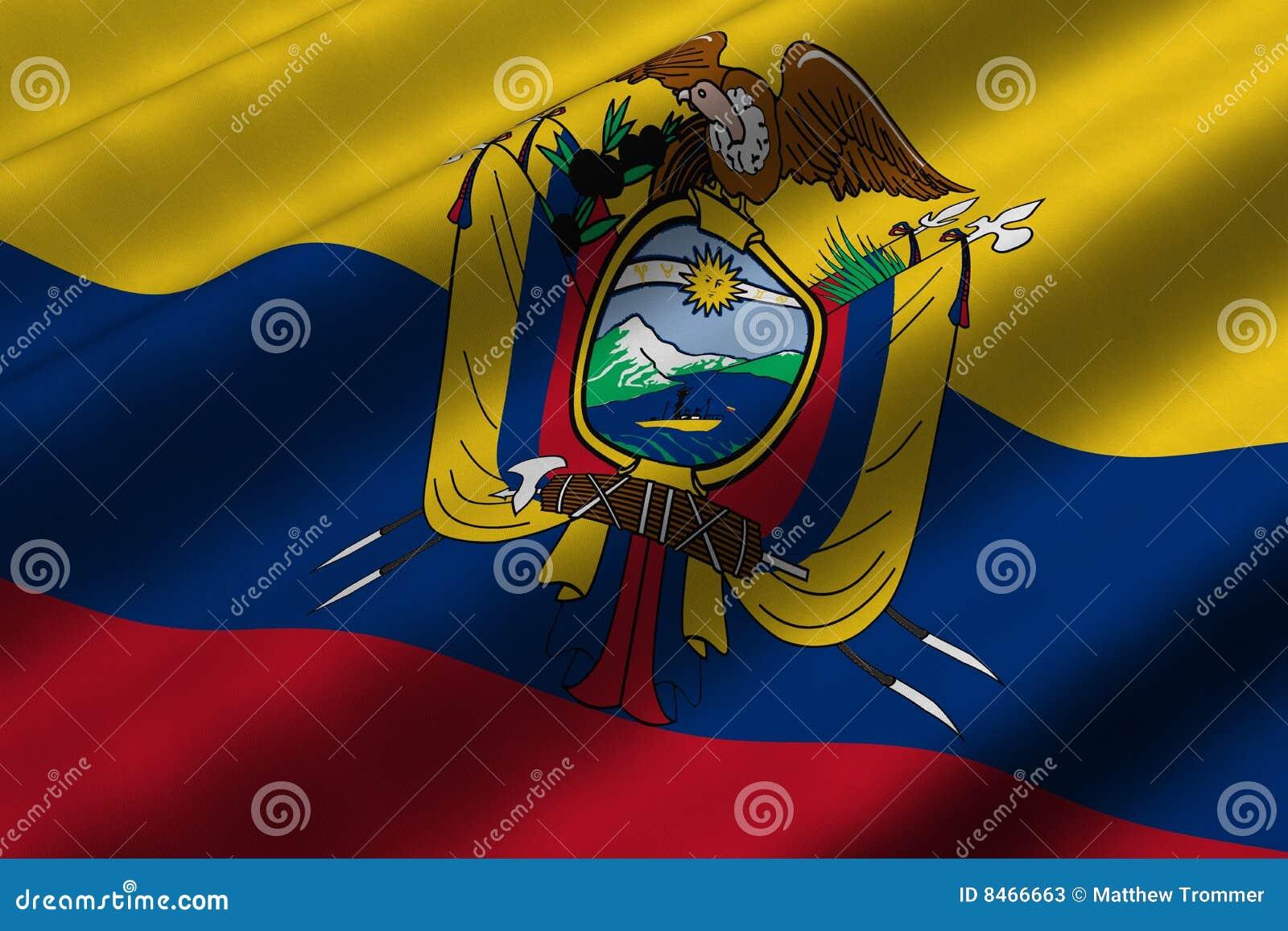 Ecuadorianflagga