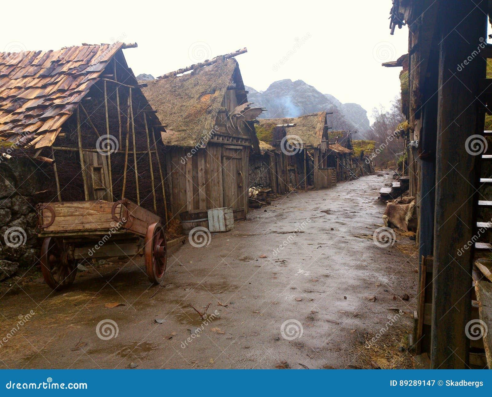 Edades Medias en Noruega