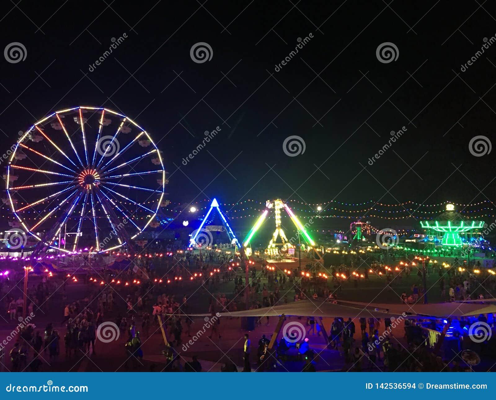EDC Ferris Wheel