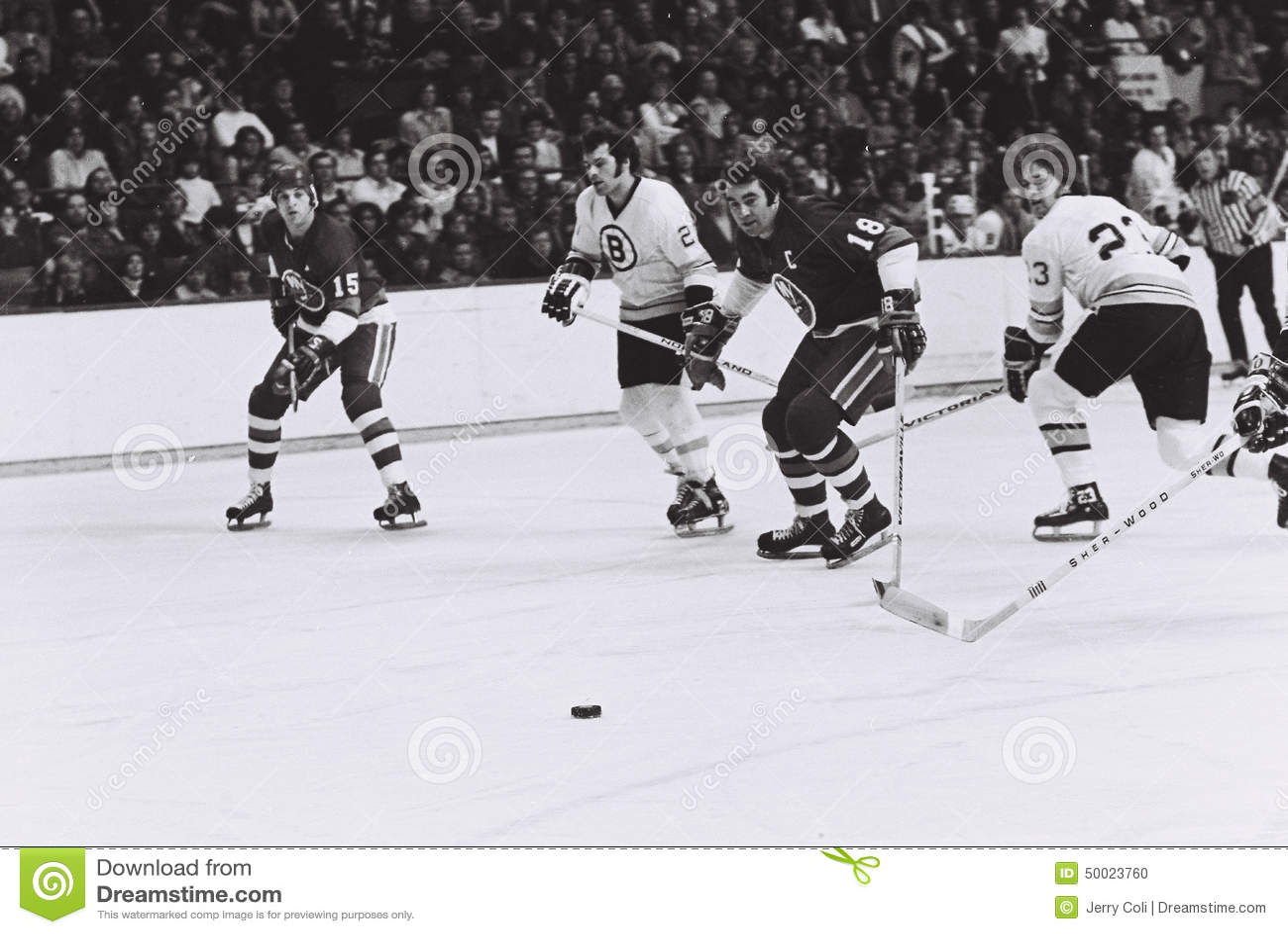 Eddie Westfall, New York Islanders