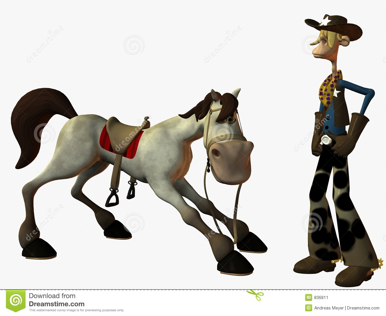 Eddy and the Sheriff