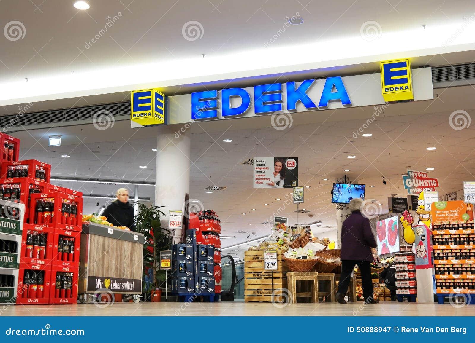 M Bel Brand Meppen edeka supermarket editorial photography image of edeka 50888947