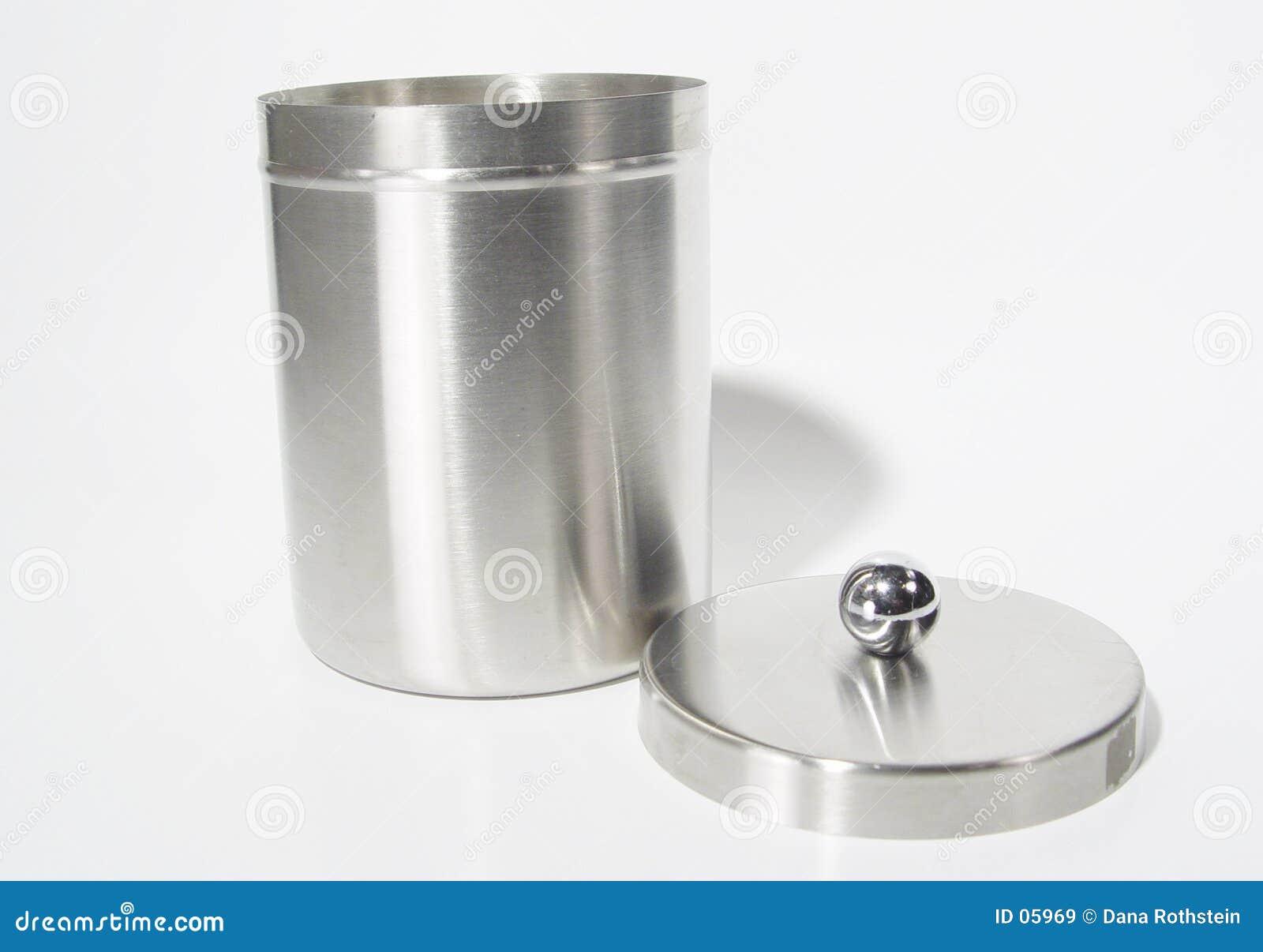 Edelstahl-Behälter