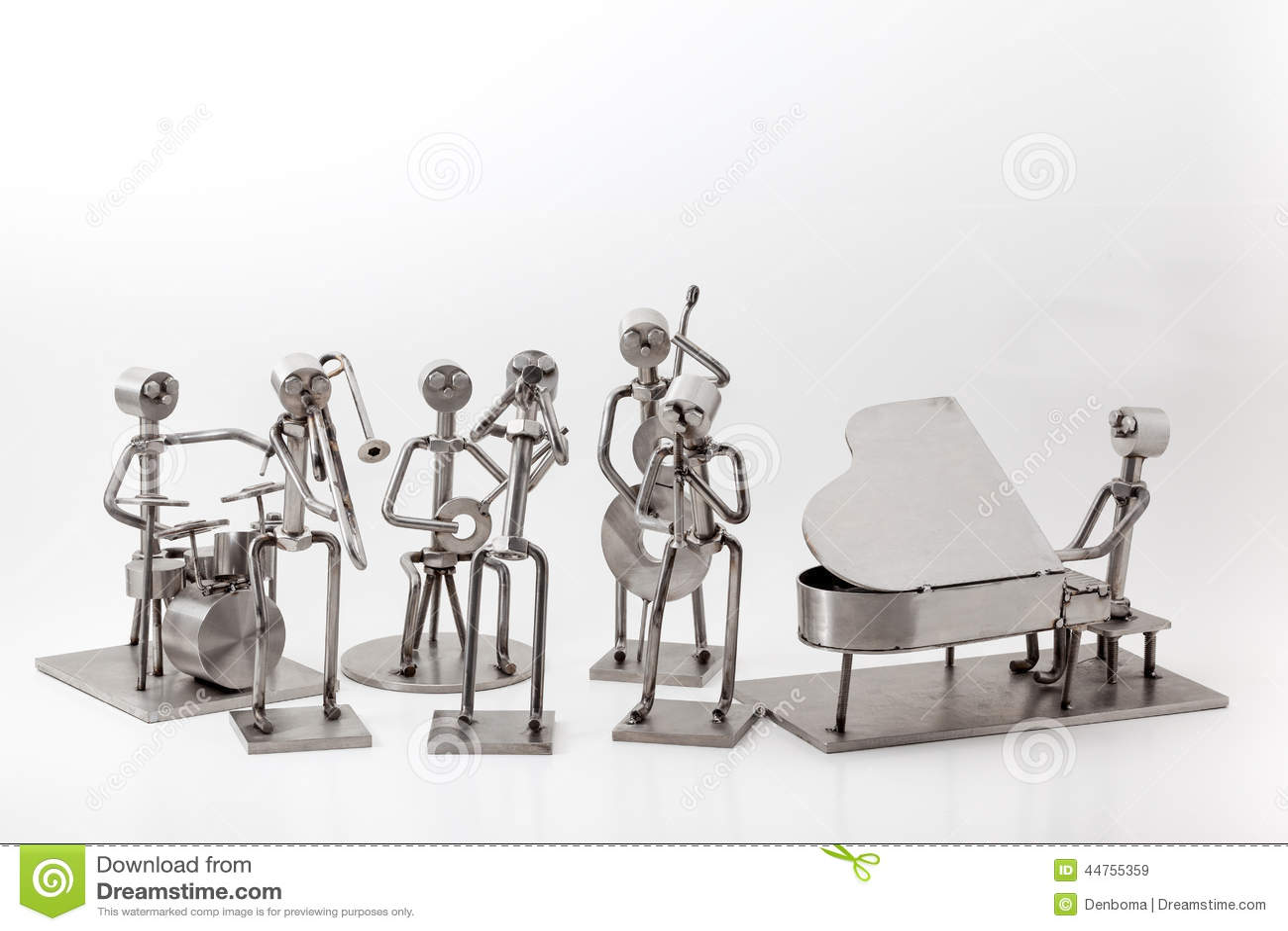 Edelstahl Jazz Band