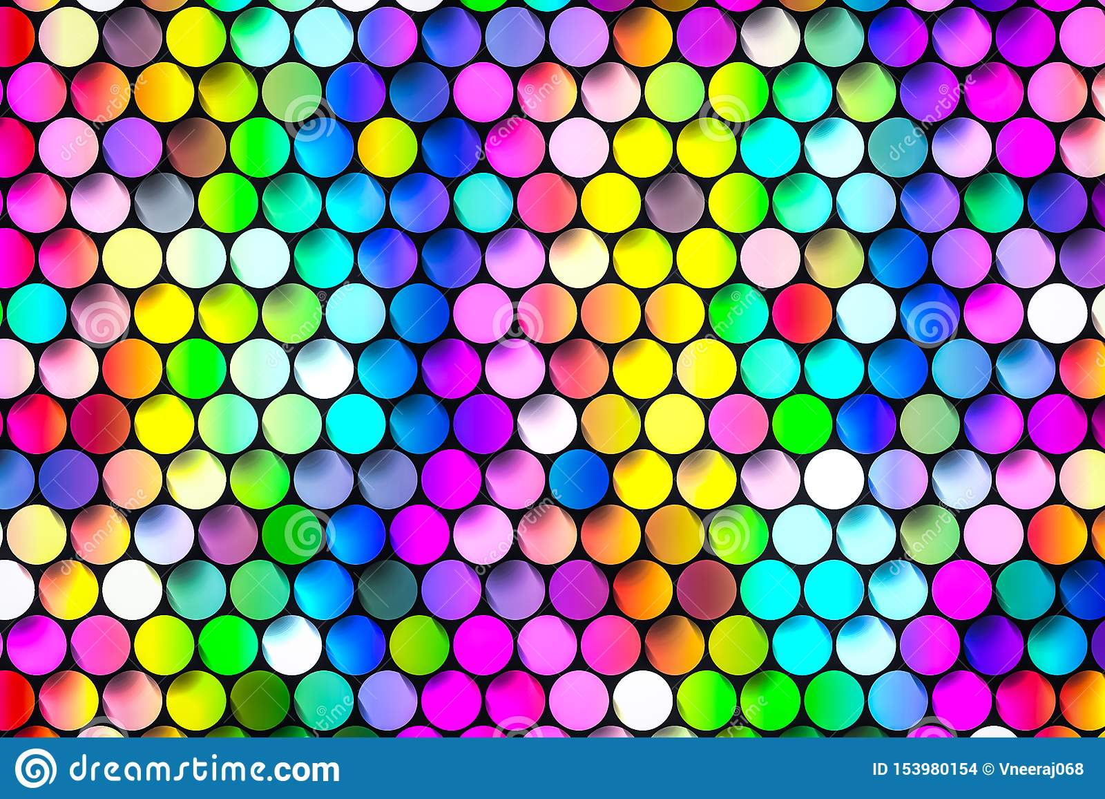 Edelstein-vibrierende mehrfarbige Tablets mit sechseckigem