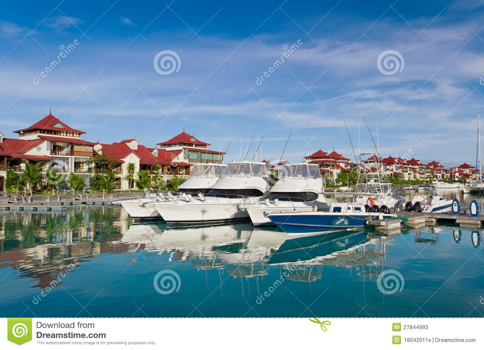 Eden island seychelles stock photos image 27844993 - Eden island hotel seychelles ...