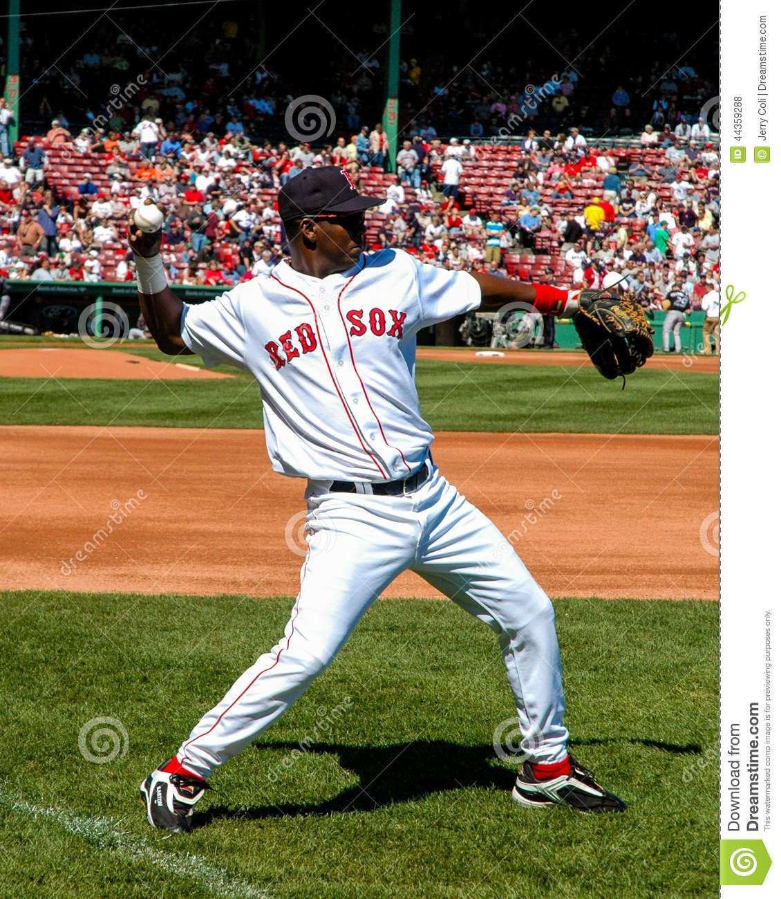Edgar Renteria Boston Red Sox