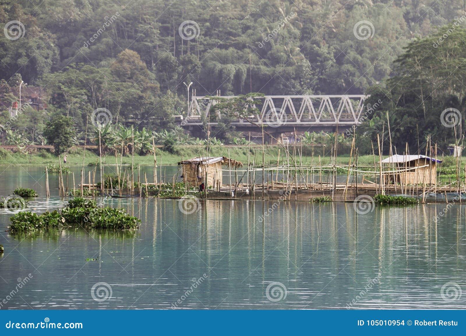 The Edge de Rawa parquant Ambarawa Indonésie