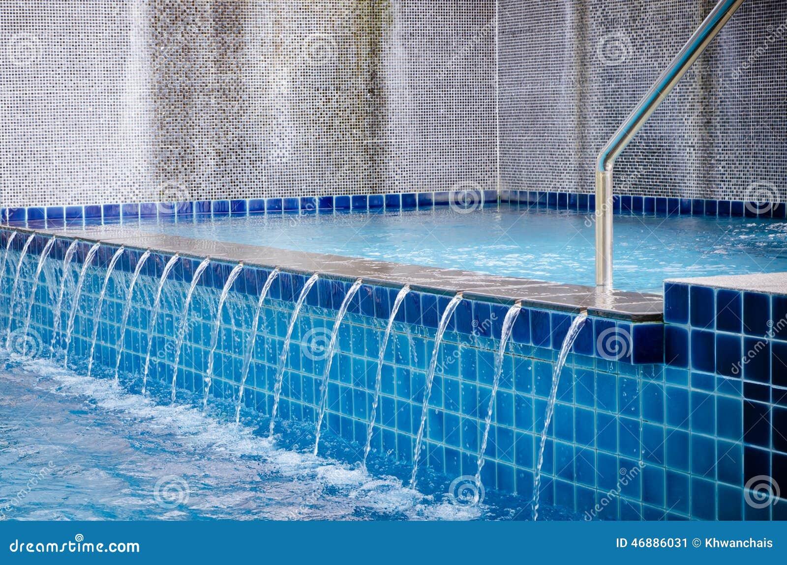 Swimming Pool Swimming Pool Overflow