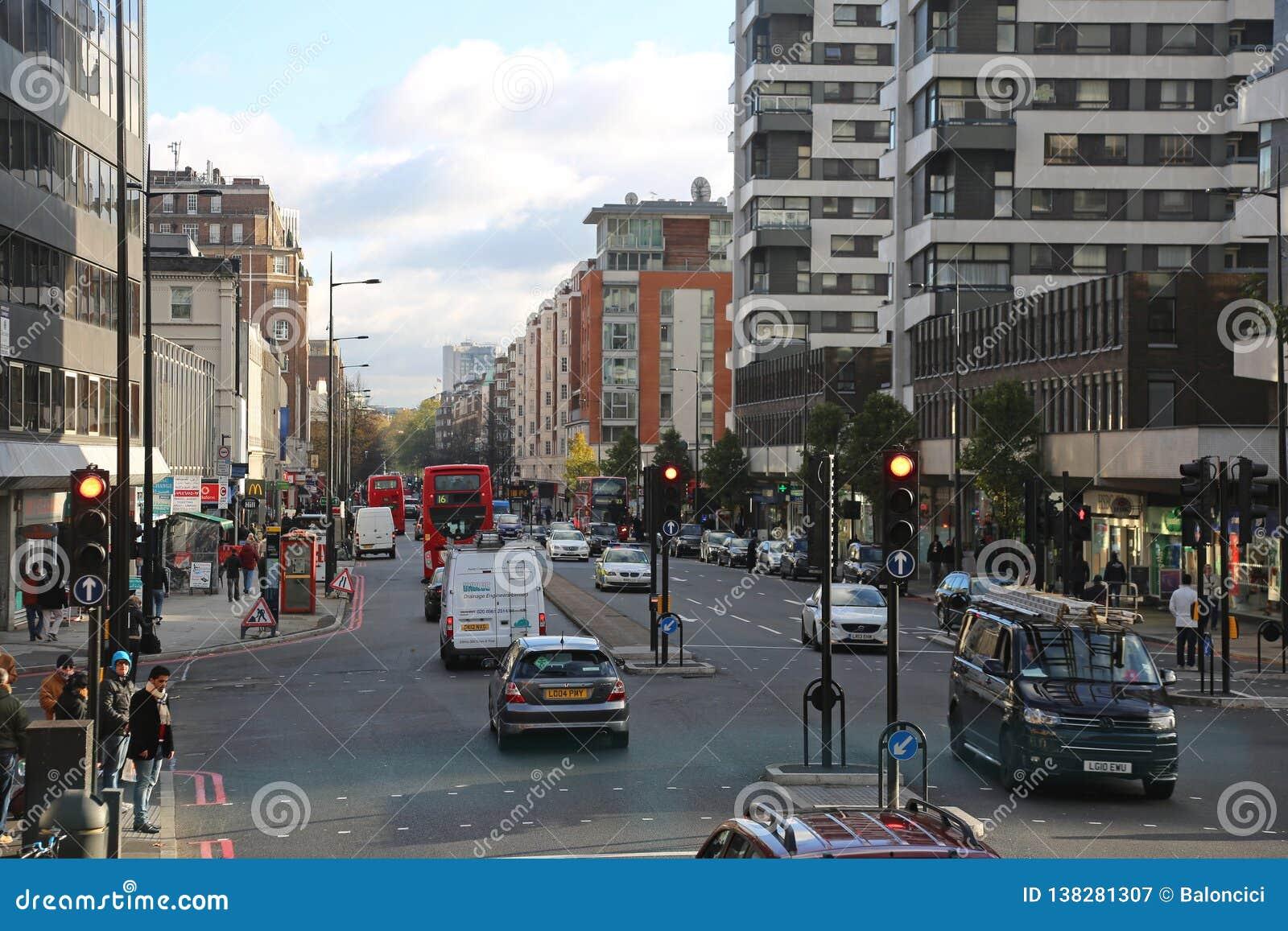 Edgware-Straße London