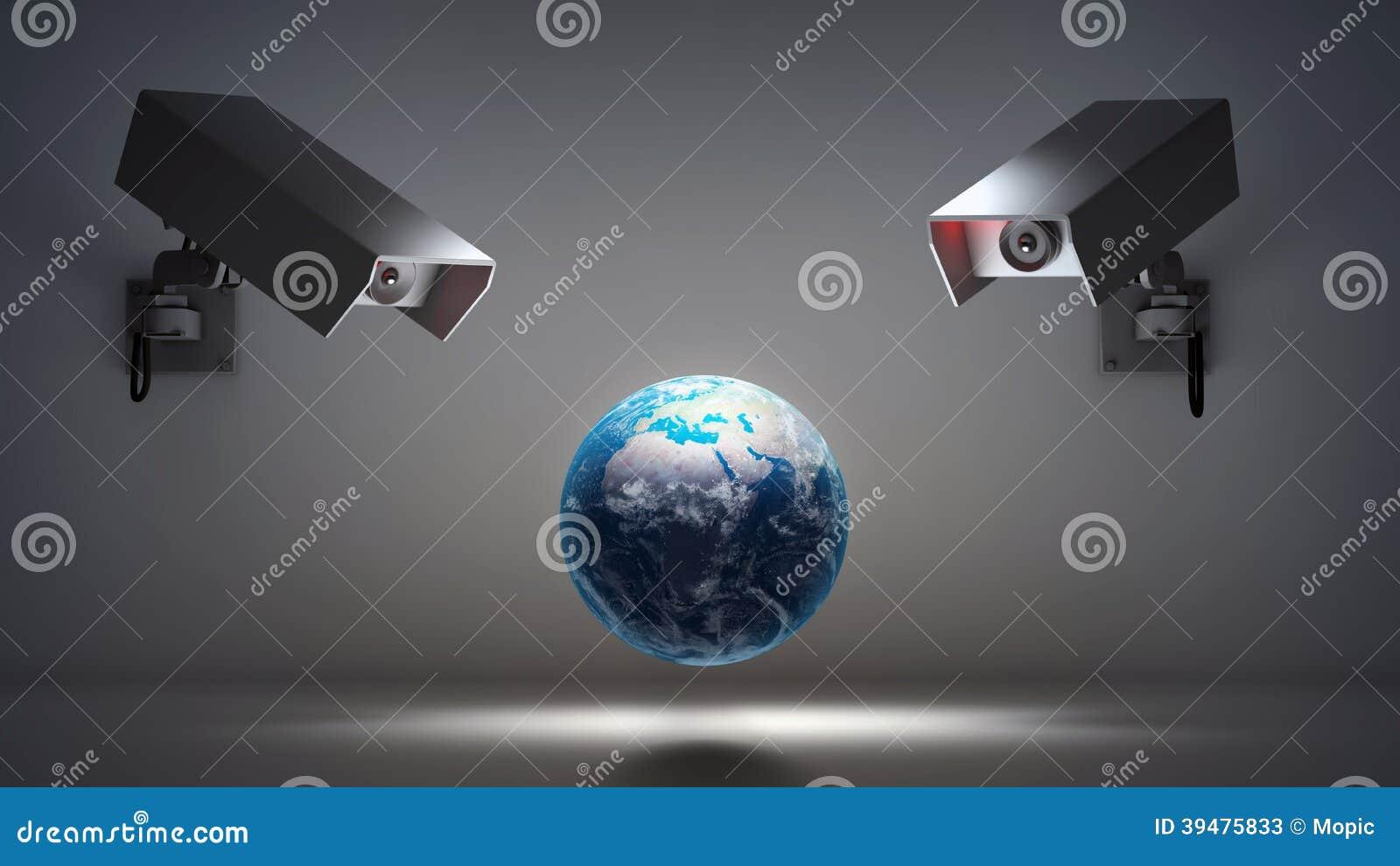 Edições video da fiscalização e da privacidade