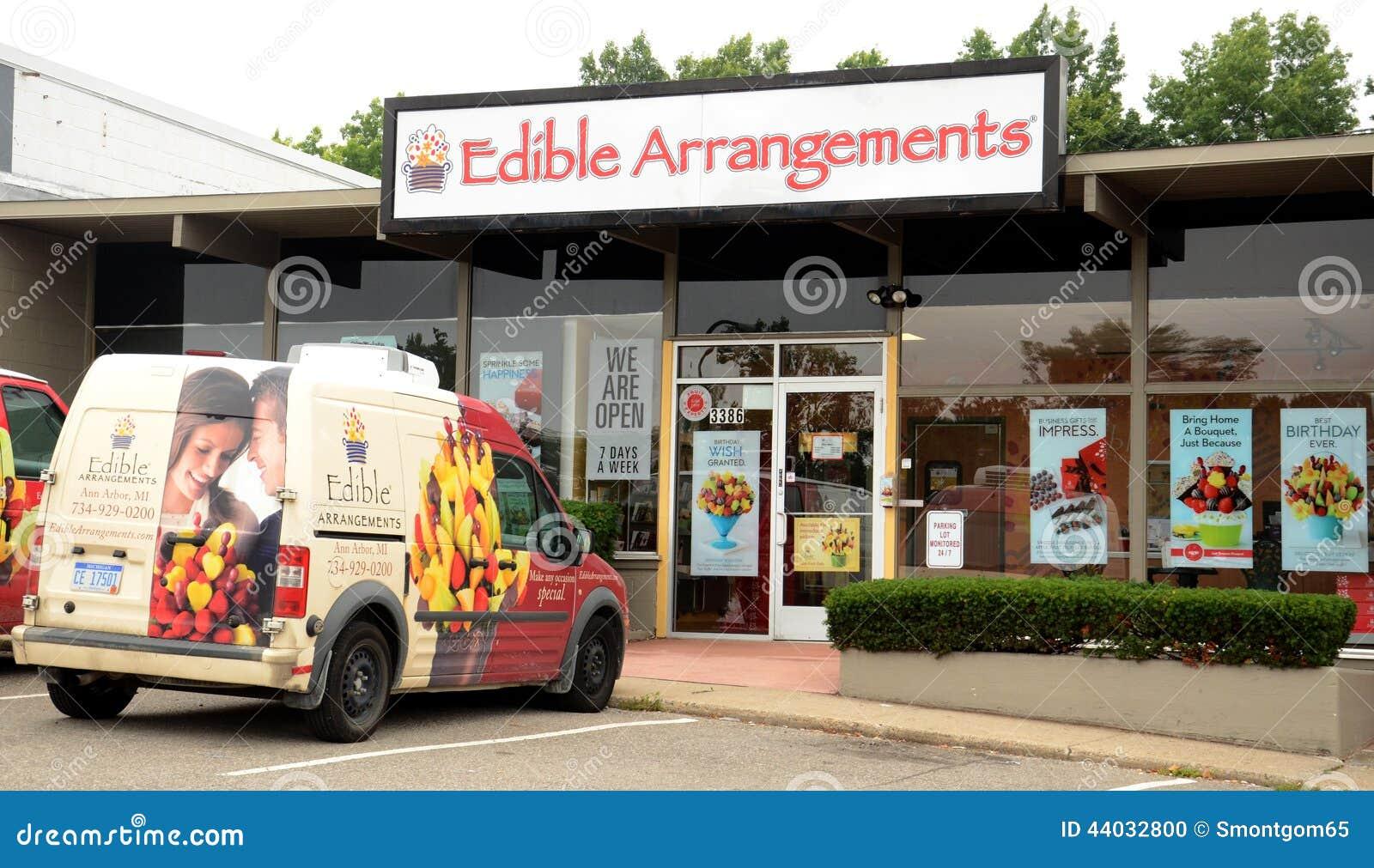 Edible Arrangements Ann Arbor Store Editorial Image Image