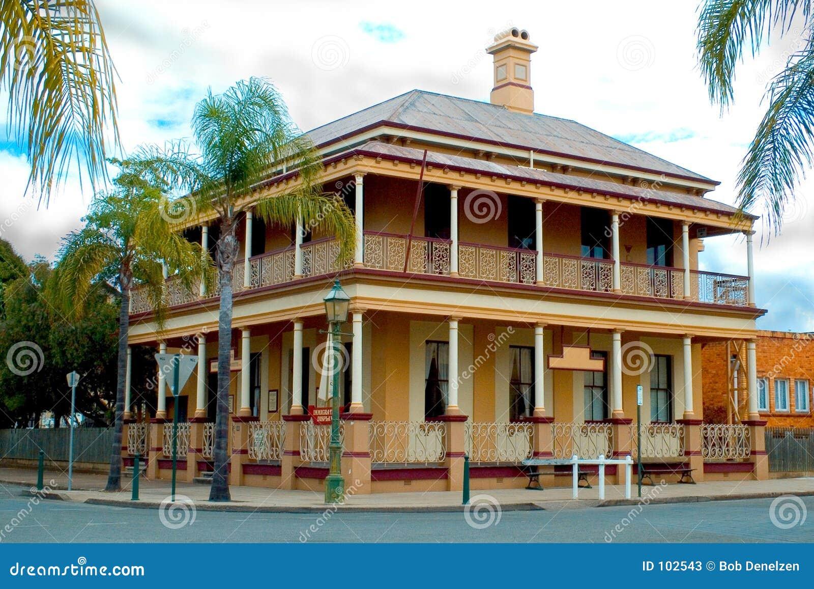 Edifício da herança
