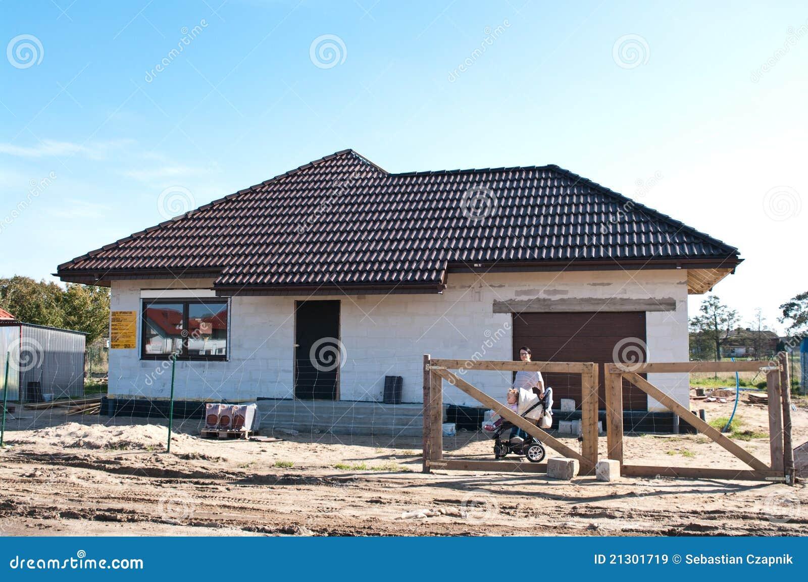 Edifício da propriedade privada
